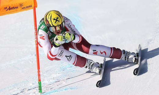 ALPINE SKIING - FIS WC St. Anton
