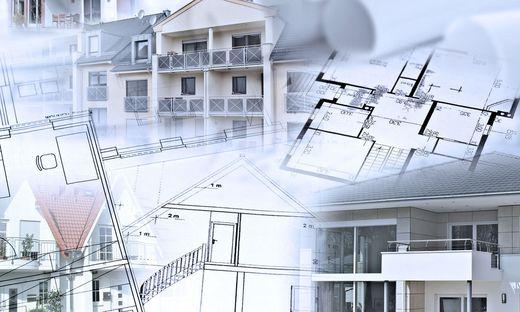 Bauprojektierung (Sujetfoto)