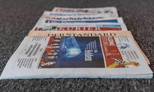 Die Media-Analyse weist der Kleinen Zeitung eine Reichweite von 9,9 Prozent aus