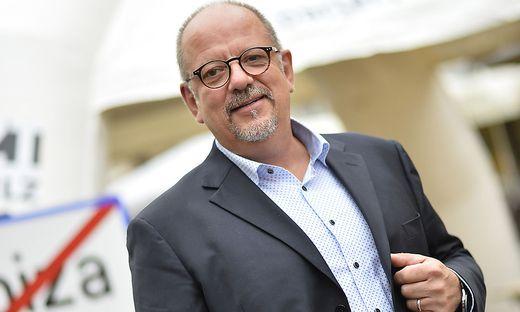 """Rudolf Mang tritt in Kärnten für """"Jetzt"""" an"""