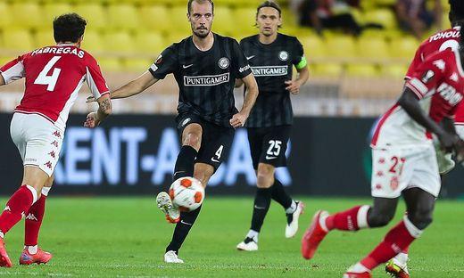 Der SK Sturm konnte in Monaco kaum Akzente setzen