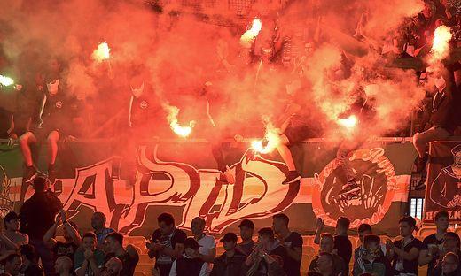 FUSSBALL TIPICO BUNDESLIGA: FK AUSTRIA WIEN  - SK RAPID WIEN