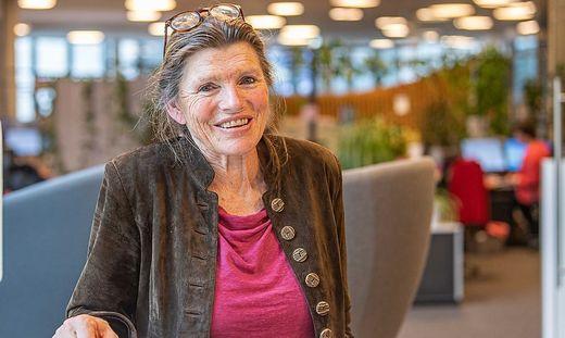 """Anita Idel: """"Die Kuh ist nicht der Klimakiller, der Mensch ist es"""""""