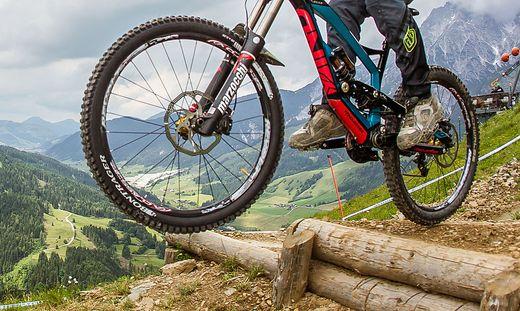 Die Touristin stürzte am 24. Mai bei einer Tour auf dem Mountain-Bike-Trail