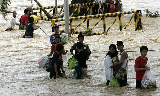 Jährlich 20 Millionen Flüchtlinge durch klimabedingte Katastrophen