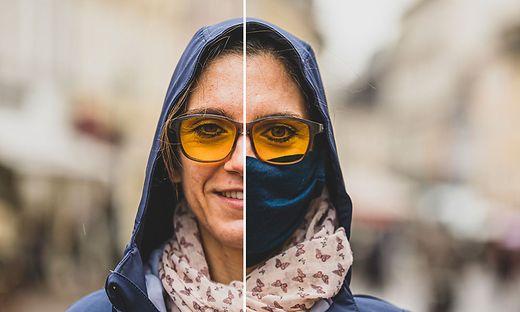 Wir haben in Klagenfurt gefragt, was hinter den Masken steckt