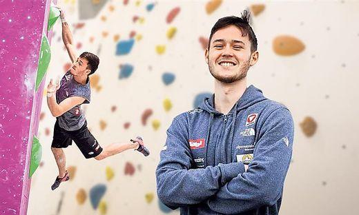 Hausherr Nicolai Užnik triumphierte beim Europacup in Klagenfurt