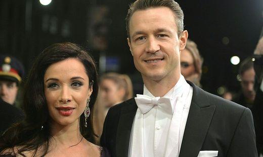 Clivia Treidl und ihr Lebenspartner Gernot Blümel