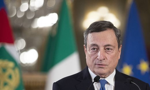 Die Hoffnungen, die in Italien auf Mario Draghi liegen, sind enorm
