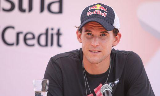 TENNIS - ATP, press conference, Dominic Thiem