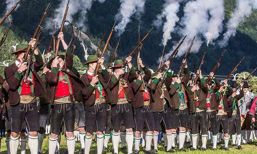 """Auch die Osttiroler tragen die """"Schützenmentalität"""" in sich"""