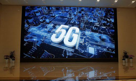 5G bringt schnelles Internet, schürt jedoch auch Ängste