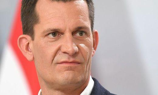 Der designierte neue Gesundheitsminister Wolfgang Mückstein