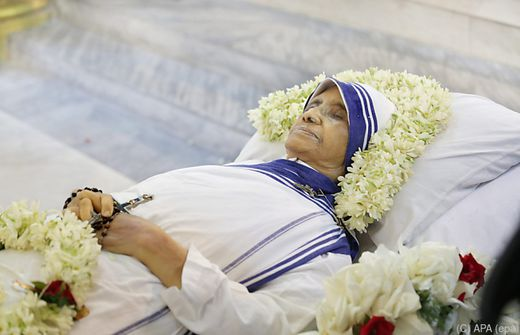 Mutter Teresa Familie