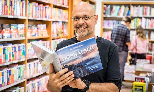 """Martinschitz war """"sicher mehr als 100 Mal"""" auf dem Dobratsch- Gipfel. Nun hat er dem Berg ein Buch gewidmet"""