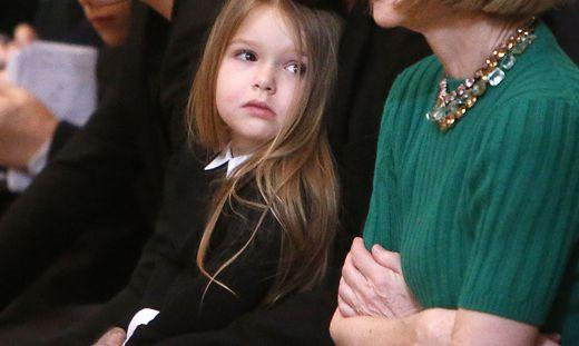 Kurzhaarschnitt Für Beckhams Tochter Schnipp Schnapp Haare