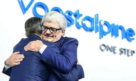 HV VOESTALPINE AG: EIBENSTEINER / EDER
