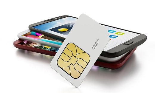 In der Branche geht man österreichweit noch von 1,5 Millionen unregistrierten SIM-Karten aus