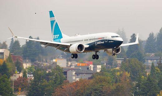 Sensoren und Software der 737 Max wurden überarbeitet