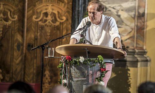 """Josef Winkler sieht in der FPÖ einen """"wehleidigen, politischen Kindergarten"""""""