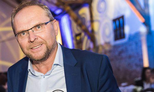 """""""Mister Murtaler Zeitung"""" Wolfgang Pfister geht mit Jahresende in Pension"""