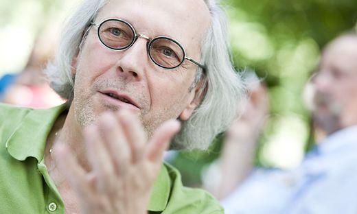 Der Literaturwissenschafter, Publizist und Bauer-Experte Gerhard Melzer