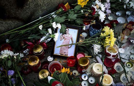 Bulgarische Journalistin Wiktorija Marinowa vergewaltigt und ermordet