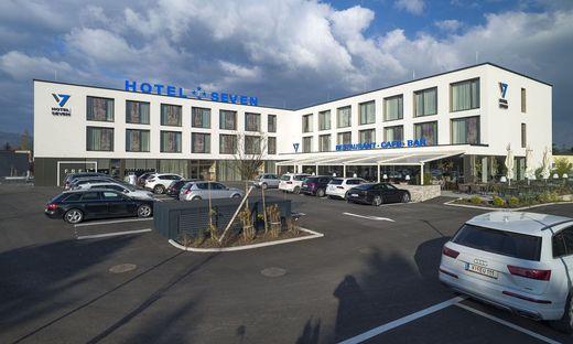 """Das """"Hotel Seven"""" wurde um 74 Zentimeter zu hoch gebaut"""