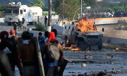 Guaido will Druck auf Maduro mit Generalstreik erhöhen