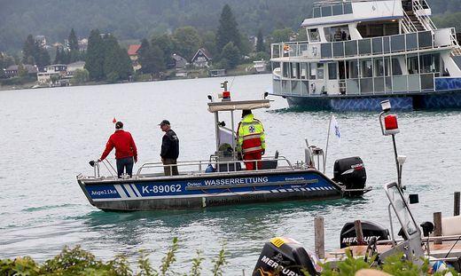 Am 2. Juni 2017 starb ein 44-jähriger Mann bei einem Bootsunfall am Wörthersee