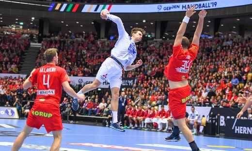 HANDBALL - IHF WC, AUT vs DEN