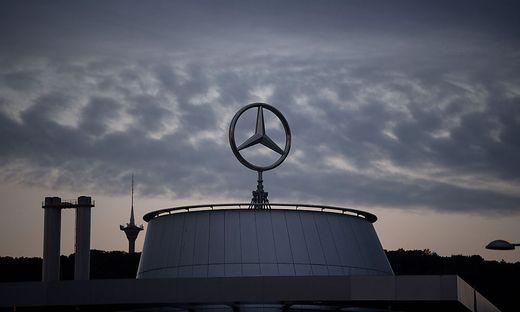 Auch bei Daimler ist viel im Umbruch