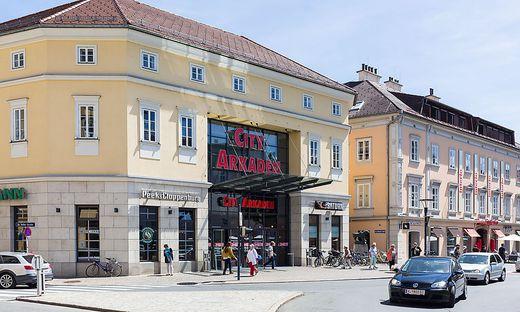 Klagenfurt Frequenz City Arkaden