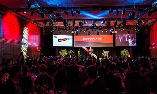 Einzigartiges Ambiente bei der Verleihung des Primus-Preises: Auch heuer soll – sofern möglich – eine Gala stattfinden