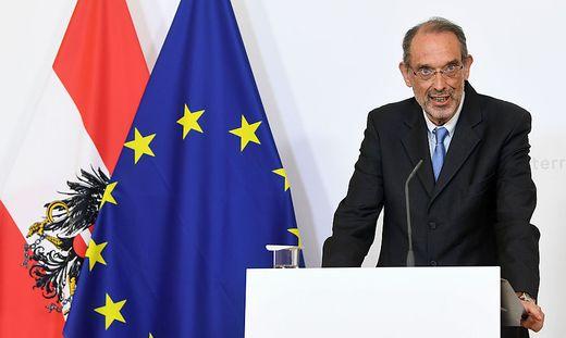 Bildungsminister Heinz Faßmann zur Matura