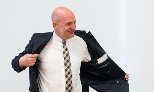 Ex-VW-Betriebsrat Bernd Osterloh