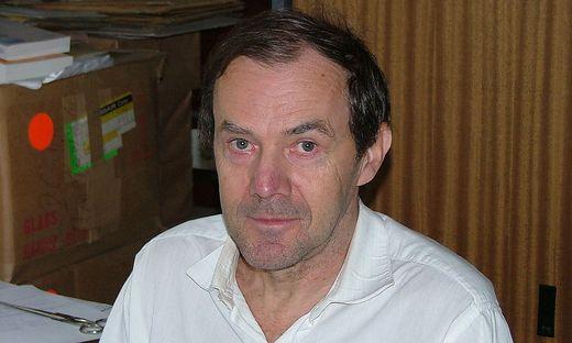Franz Dotter kam bei einem Forstunfall ums Leben