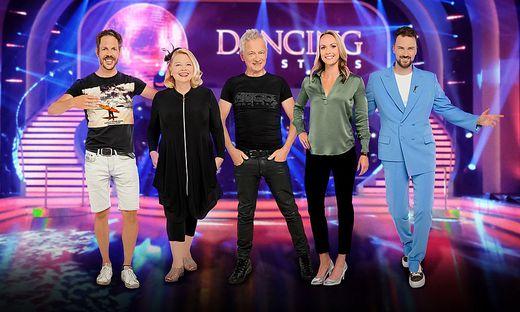 Dancing Stars 2021 ? f�nf weitere prominente T�nzerinnen und T�nzer stehen fest