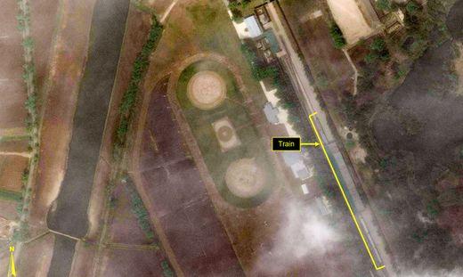 Nordkorea: Verwirrung um Gesundheitszustand von Kim Jong Un