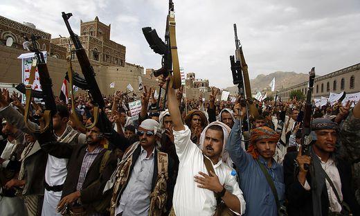 Houthis greifen laut TV-Bericht Ziele in Saudi-Arabien an