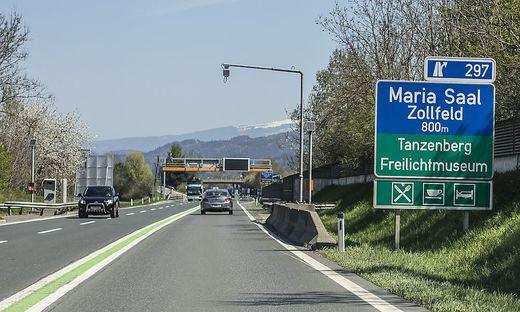 Von Maria Saal bis Scheifling wird seit Jahrzehnten ein Sicherheitsausbau der S 37 beziehungsweise B 317 gefordert. Jetzt kommt wieder Bewegung in die Sache