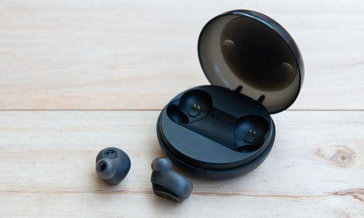Mit dem Sensor versorgt ams etwa Hersteller von kabellosen Kopfhörern (Symbolfoto)
