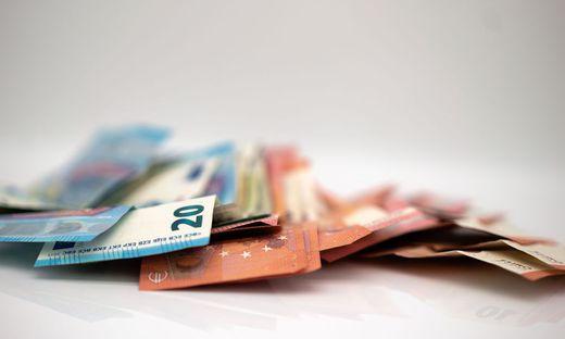 Bargeld ist in Österreich weiter sehr beliebt
