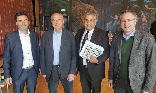 Lakounigg, Blaschitz, Mock und Kulmer