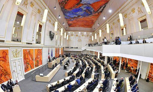 Die Mitglieder des Nationalrates müssen ihre Nebentätigkeiten bekanntgeben