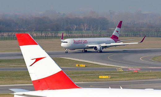 Die AUA fliegt nicht mehr von Salzburg nach Wien