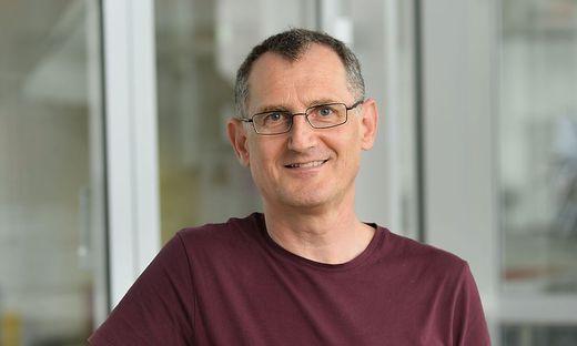 Studiengangsleiter Wolfgang Werth