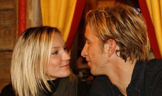 Marc Janko und Katharina Kögl