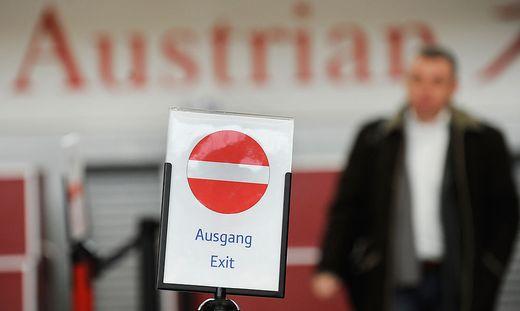 Die AUA wird bis 9. Februar nicht nach China fliegen