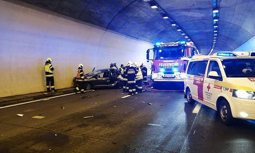 Ende Oktober kamen drei Menschen bei einem schweren Verkehrsunfall auf der A 2 im Lavanttal ums Leben